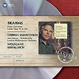 Brahms : Concertos pour piano n° 1 et n° 2