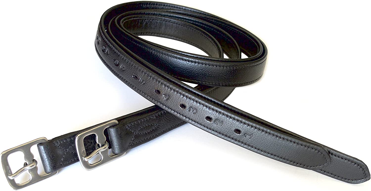 SIE Wrapped supersoft stirrup leathers