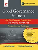 Good Governance in India for GS (Main) - Paper 2