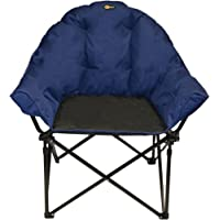 FAULKNER Big Dog Bucket Chair, Blue/Black