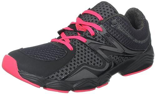 New Balance WX867 - Zapatillas de Deportes de Interior de Material sintético Mujer: Amazon.es: Zapatos y complementos