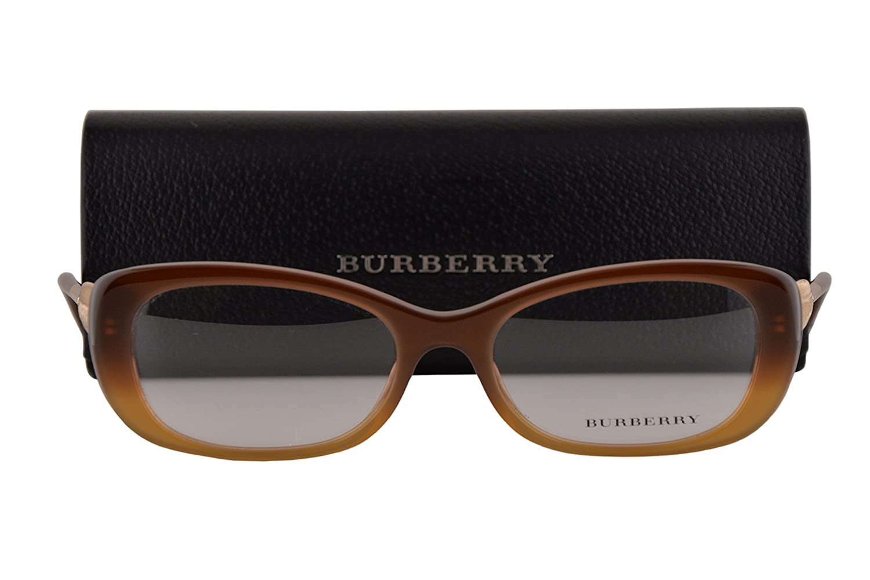 Burberry BE2203 Eyeglasses 5217135 Brown Gradient Hazelnut 3369 BE 2203