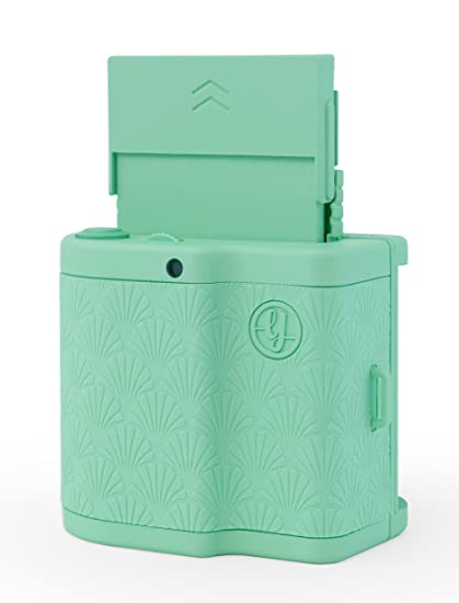 quality design 12ea1 7ac9e Prynt Pocket, Instant Photo Printer for iPhone - Mint Green (PW310001-MG)