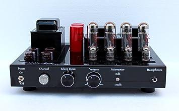 integrada a válvulas gabri s Amp - Tipo newvegas EL34 ...