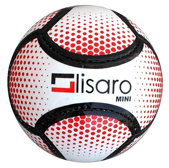 Lisaro - Balón de fútbol Mini, 4318000100 - Balón pequeño del ...