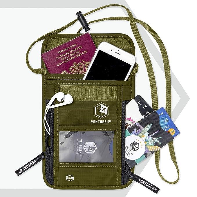 轻便防盗旅行必备护照卡包