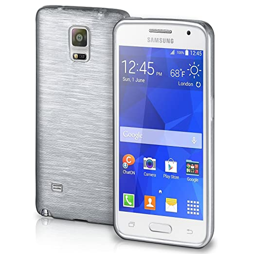 7 opinioni per Cover di protezione Samsung Galaxy Note 4 Custodia Case silicone sottile 1,5mm