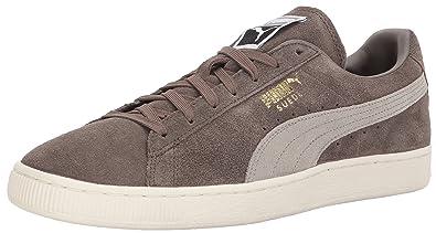 Puma Men's Smash SD Fashion Sneaker, Peacoat White, 7 M US