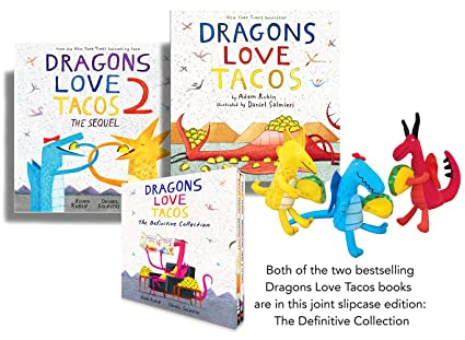 Amazon Dragons Love Tacos Gift Set The Definitive Collection