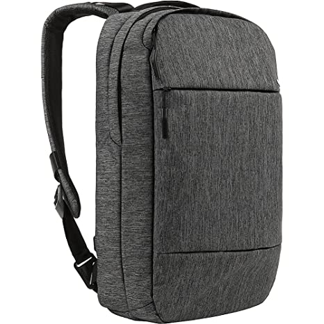 3f91cc868b9e Incase City Collection Compact Backpack Backpack Heather Black ...