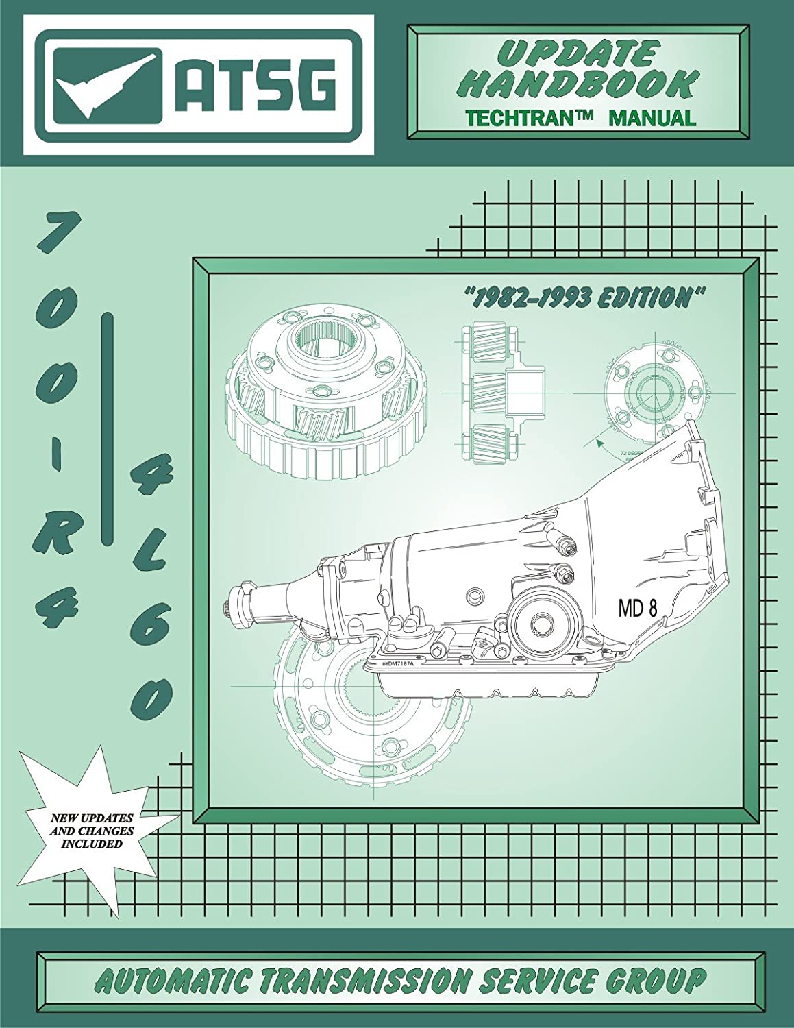 gm 700r4 wiring diagram atsg 700 r4 update handbook gm transmission repair manual  700r4  gm transmission repair manual