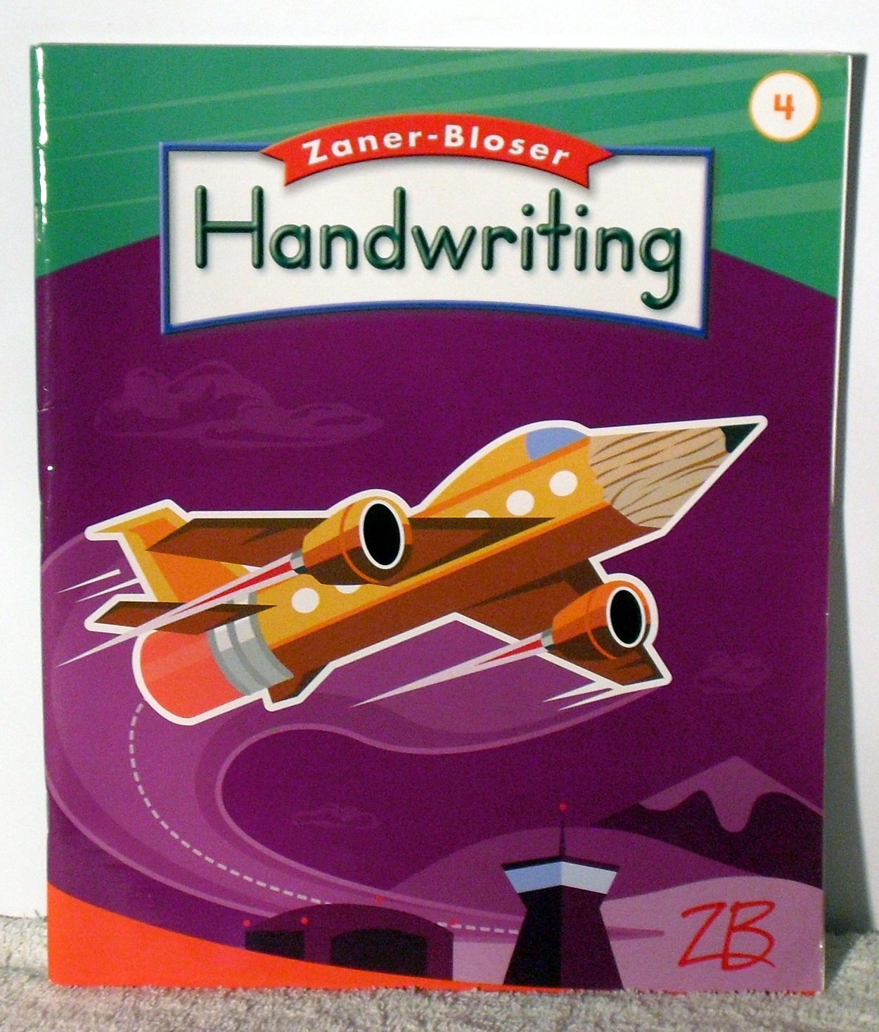 Zaner Bloser Handwriting: Grade 4 ebook