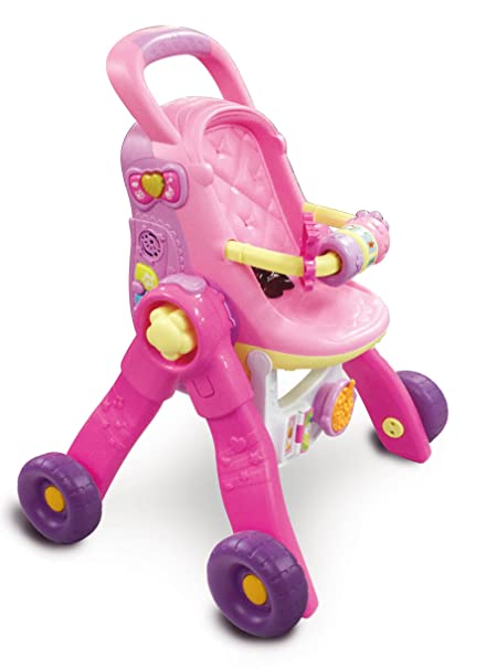 Amazon.es: VTech - Cochecito para muñecas, Little Love ...