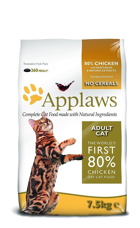 Applaws - Croquettes pour chat - Poulet - 1 x 7,5 kg