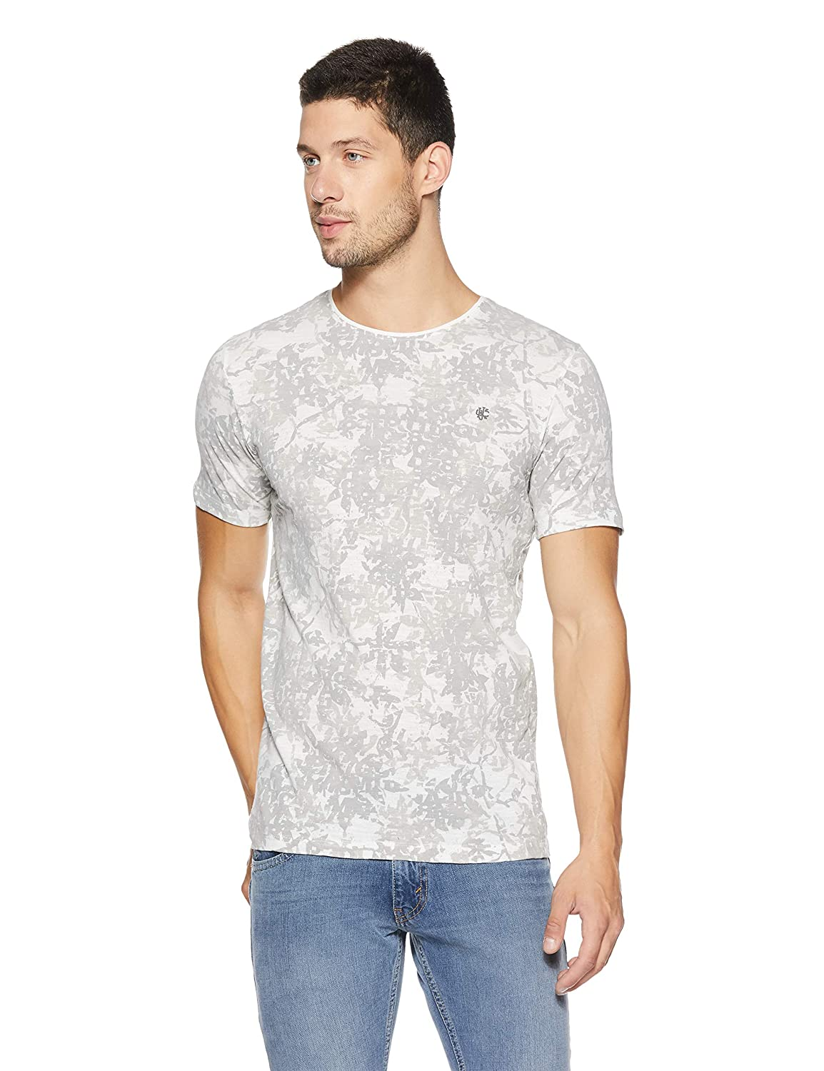 b5601b539 KILLER Men's Printed Slim Fit T-Shirt: Amazon.in: Clothing & Accessories