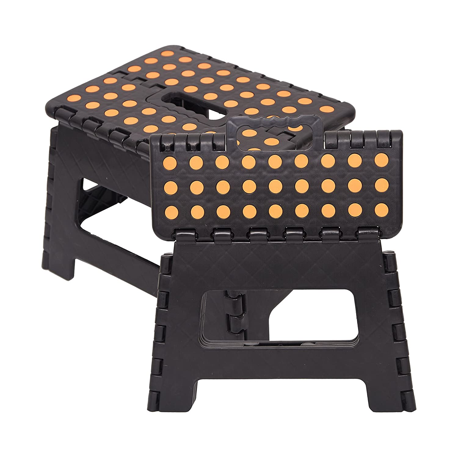 Peachy 2 Pack 8 Inch Small Foldable Step Stool For Kids Machost Co Dining Chair Design Ideas Machostcouk
