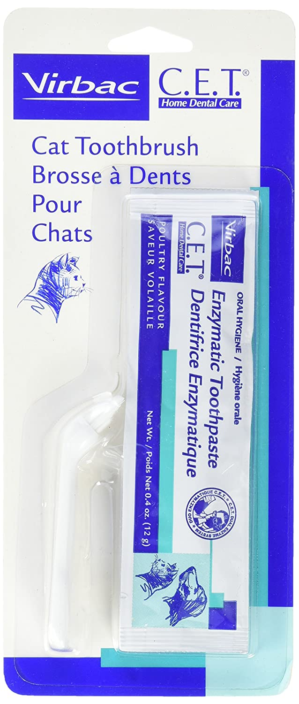 Virbac C.E.T. 1 Count Pet Toothbrush