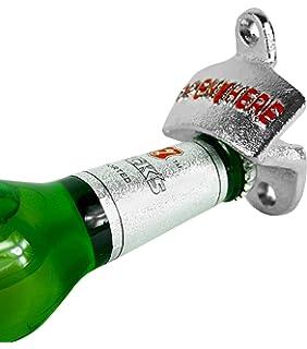 Compra Schramm® Abridor de Botellas Soporte de Pared de Botellas de Cerveza Soporte de Pared de Botellas en Amazon.es