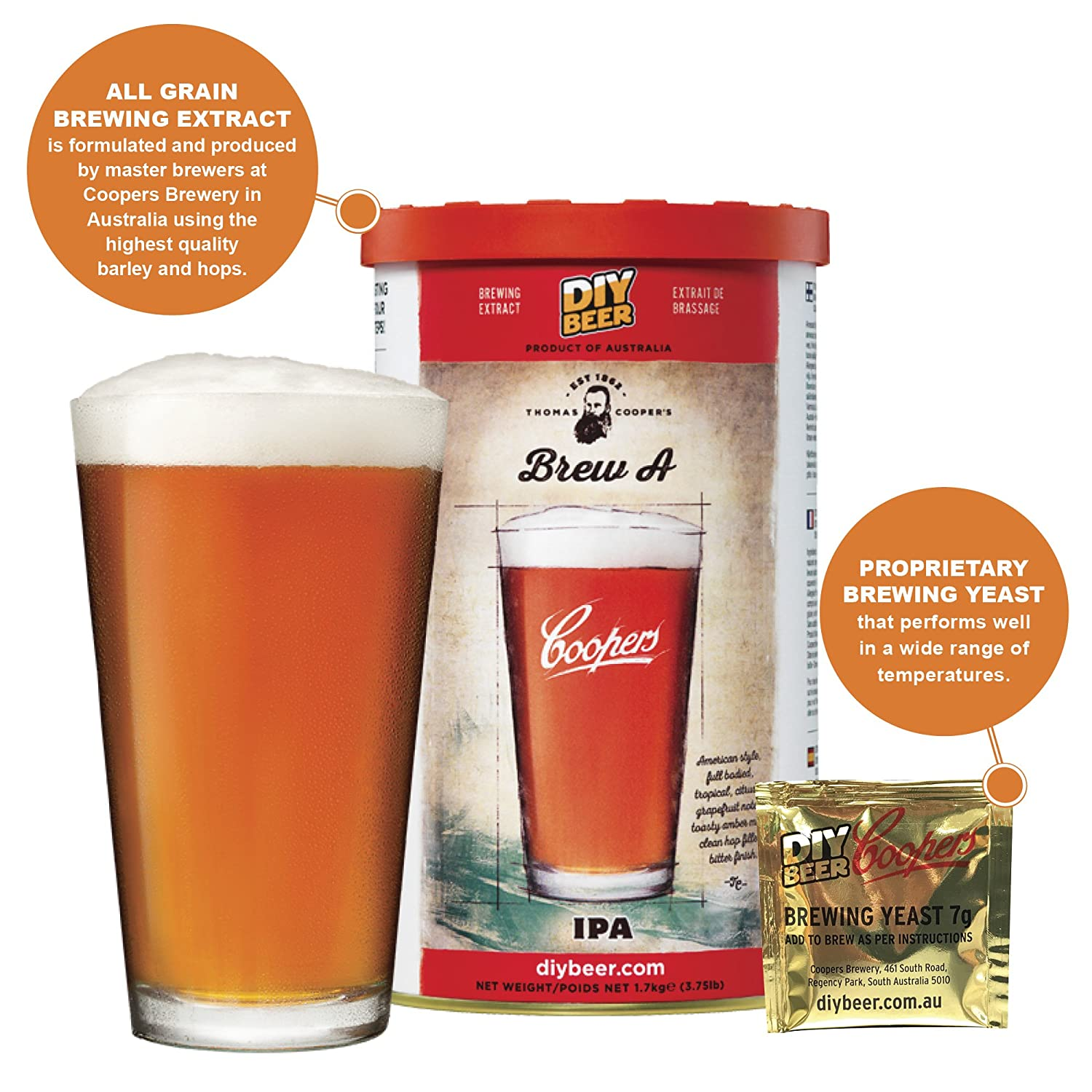 Amazon Craft Beer Kit