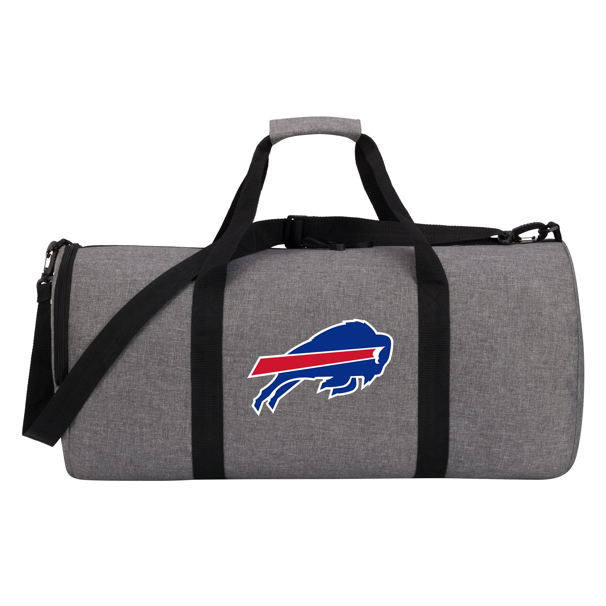 NFL Buffalo Bills ''Wingman'' Duffel''Wingman'' Duffel, Gray, One Size