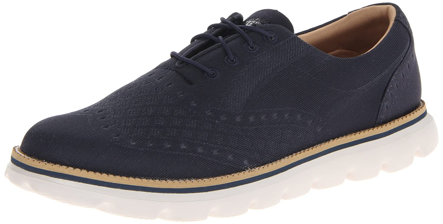 Amazon.com   Skechers Mens 53570 On The Go - Quaterdeck Wing Tip Casual Shoe,  Navy, US 7.5   Walking