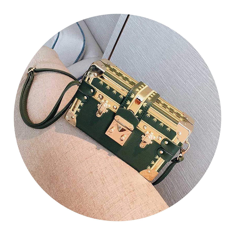 a9741997aee2 Fashion Box Women Bag Rivets Fashion Women Messenger Bags Small ...