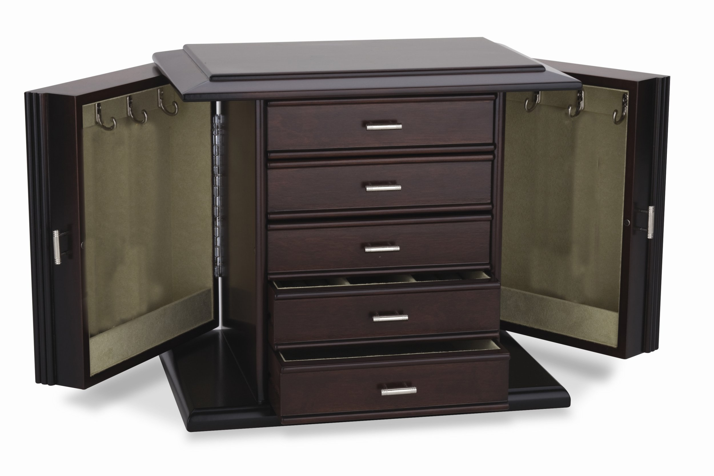 Reed & Barton Diva Jewelry Chest by Reed & Barton