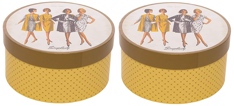 Amazon.com: Simplicity 559360001 Vintage Fashion 1960 Caja ...