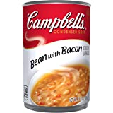 Campbell's Condensed Soup, Bean with Bacon, 11.5 Ounce (Pack of 12)