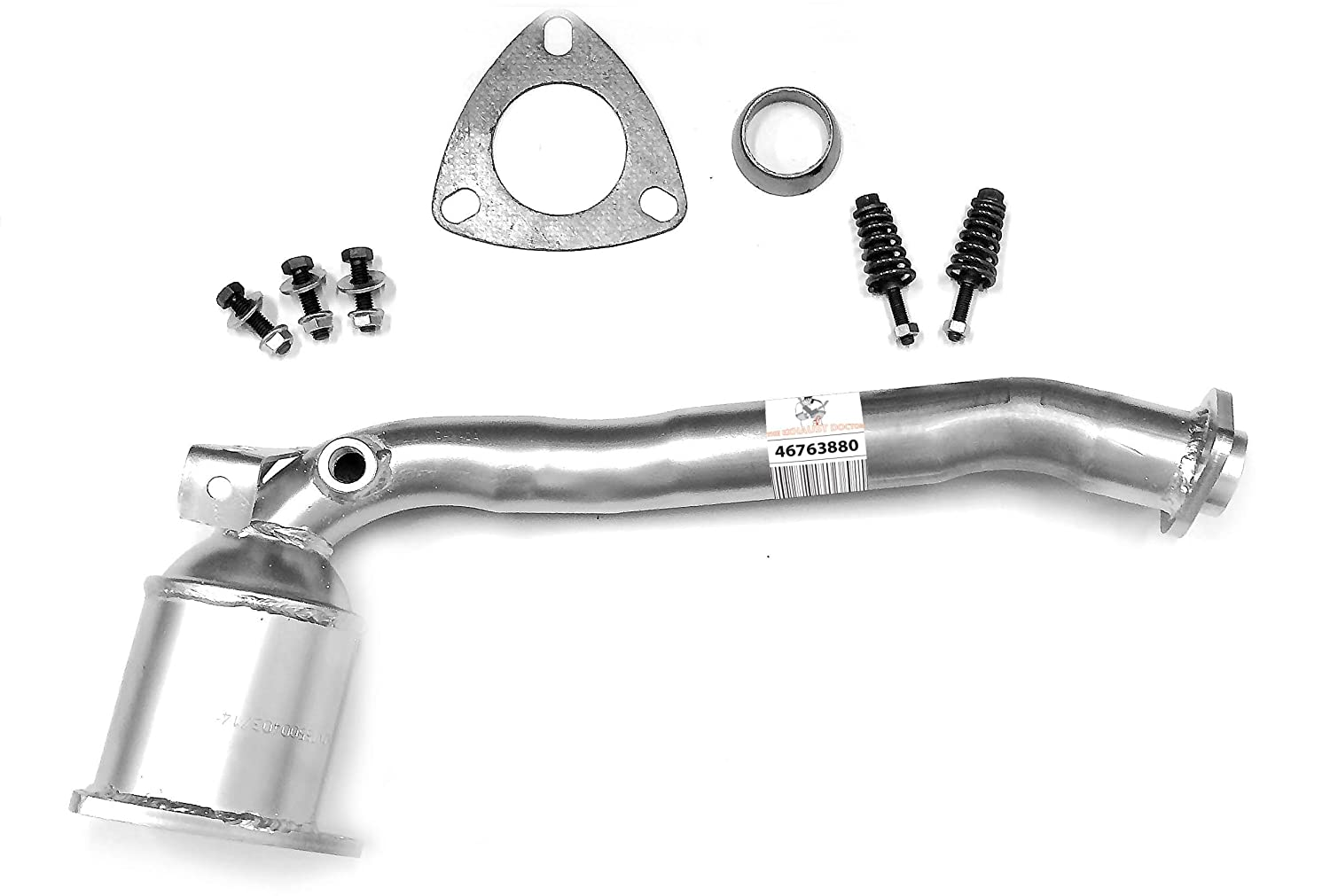 TED Direct-Fit Catalytic Converter Fits: 2004-2007 Suzuki Aerio/SX4 2.3L FRONT TEDR Catalytic Converters