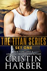 The Titan Series: Set One (Titan Box Set Book 1) Kindle Edition