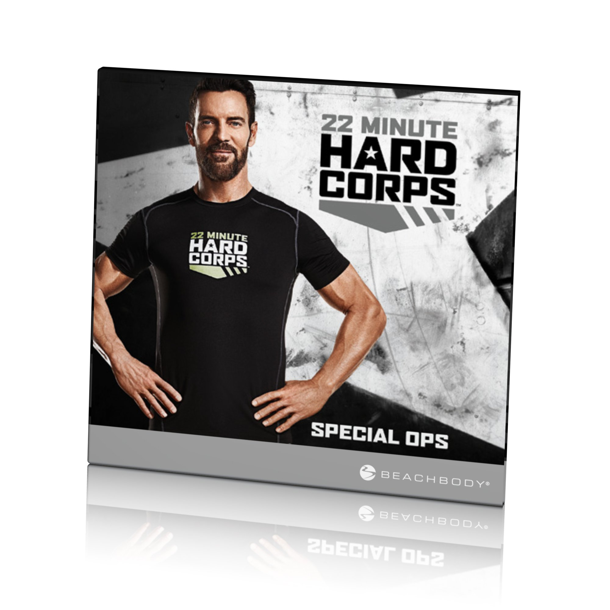 Beachbody Tony Horton's 22 Minute Hard Corps Special Ops Workout DVD by Beachbody