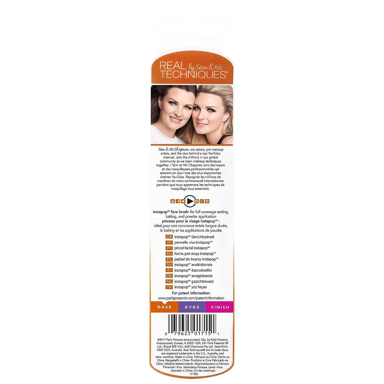 488cc989f31cf Amazon.com   REAL TECHNIQUES InstaPop Face Brush   Beauty