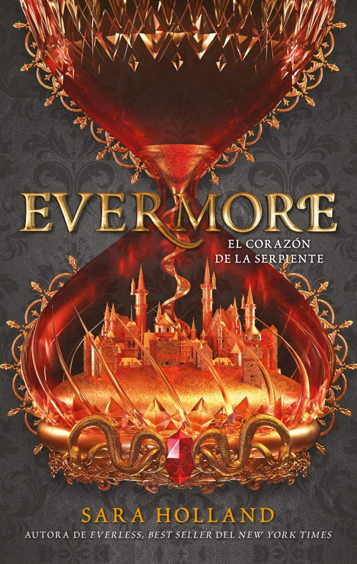 Evermore (Puck) por Sara Holland