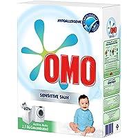 OMO Active Auto Laundry Detergent Powder Sensitive Skin, 2.5Kg