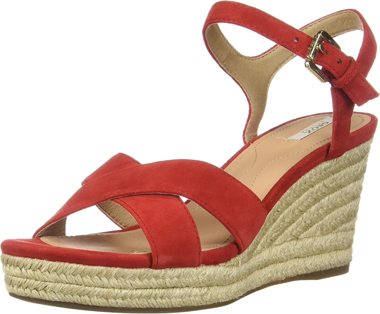Geox Women's D Popular overseas Soleil In stock a Wedge Sandal