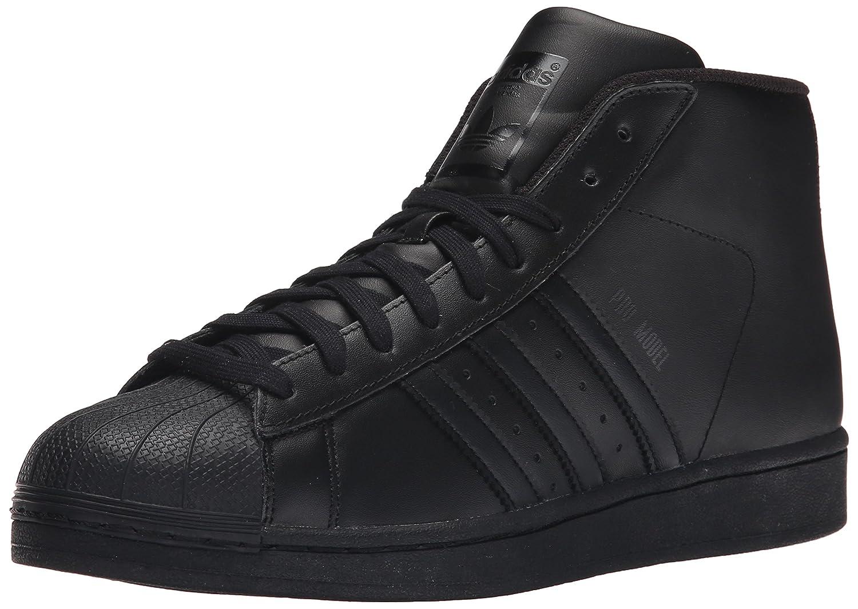 schwarz schwarz schwarz adidas Herren Promodel Hohe Turnschuhe