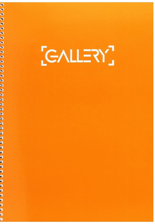 Gallery 949770 - quaderno A4 copertina molle 80 fogli rifornito