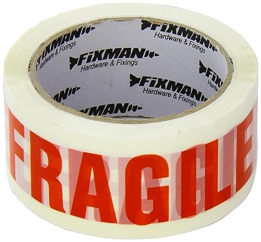 2 opinioni per Fixman 191480nastro adesivo fragile