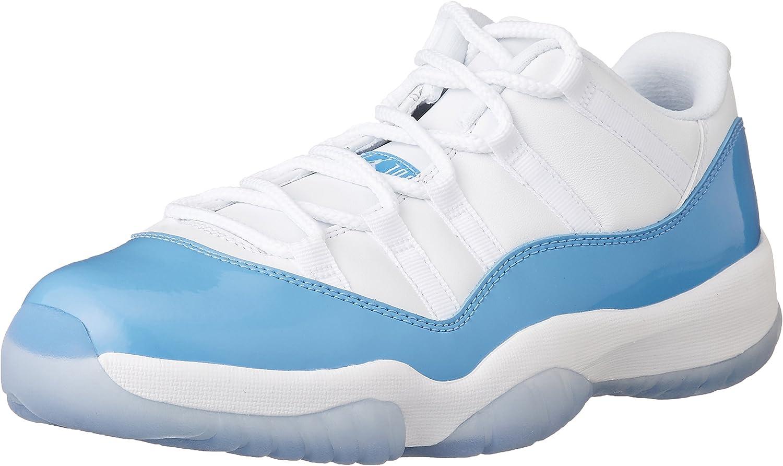 Jordan Air XI (11) Retro Low White/University Blue