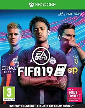 Electronic Arts FIFA 19 - Xbox One: Amazon.es: Electrónica