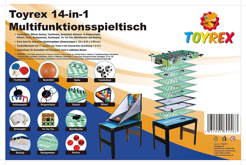 14-in 1 Multifunktionsspieltisch Sonstige