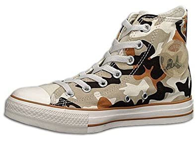 79d245c2be74 Converse Chuck Taylor All Stars Best No. 1 K659 Desert Desert Camo  Camouflage 1 K659 Size  39 6 Limited Edition  Amazon.co.uk  Shoes   Bags