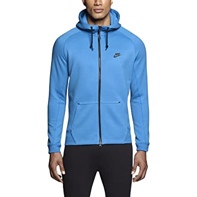 Nike Men s Tech Fleece Aw77 1.0 Full-Zip Hoodie at Amazon Men s ... 4f6469a8a