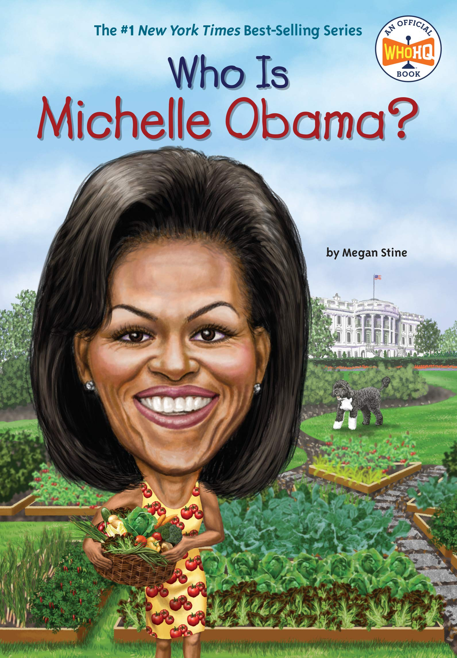 Download Who Is Michelle Obama? (Who Was?) pdf epub