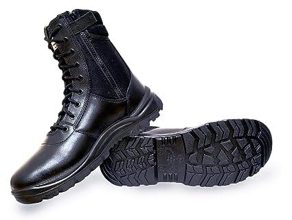 f7af5464537 Allen Cooper Combat Safety Boot AC 1095, Size 10 ,Black