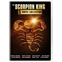 Deals on Scorpion King 5-Movie Collection