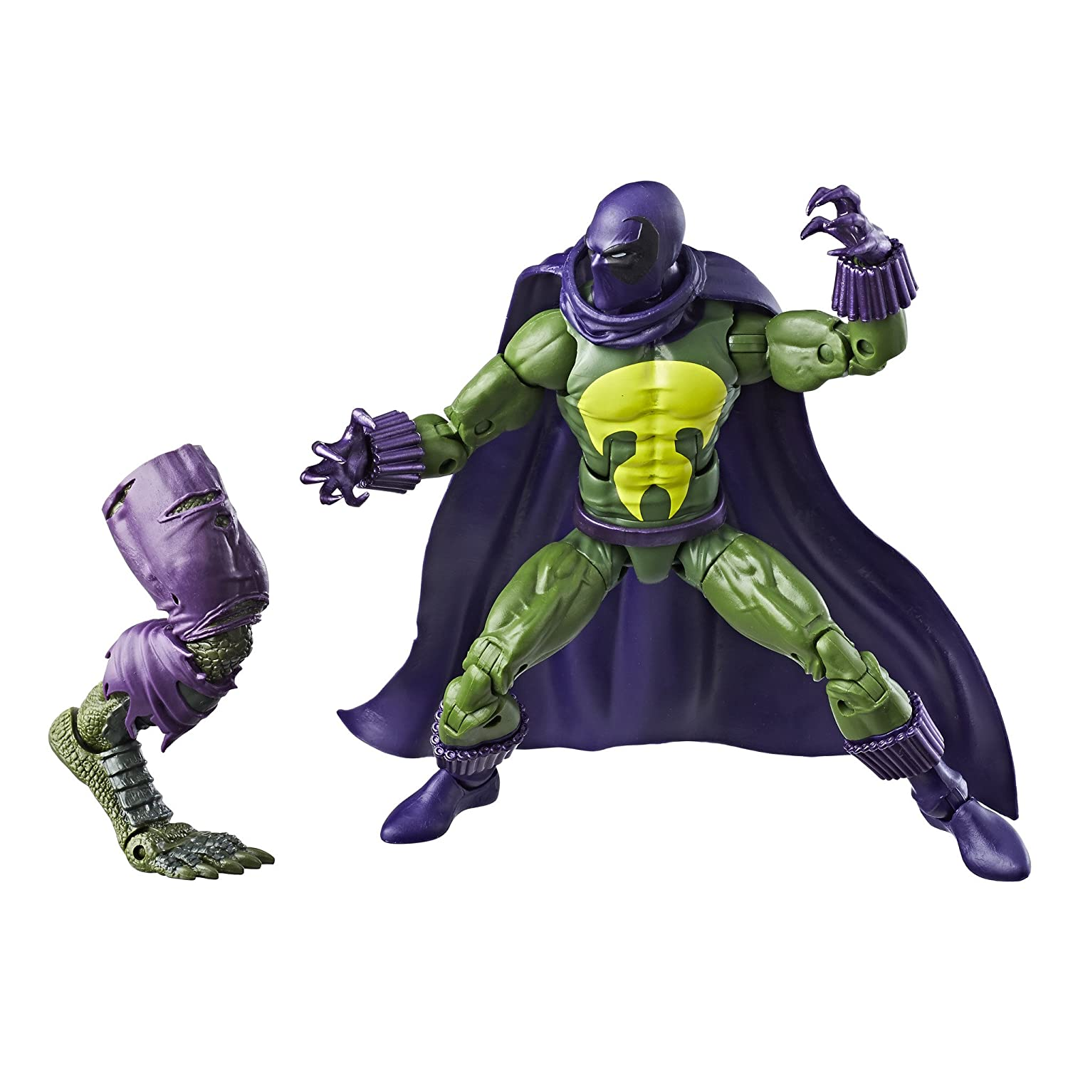 Spider-Man Legends Series 6-inch Marvel\'s Prowler Hasbro E1302