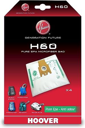 Hoover H52H60 Purehepa Staubsaugerbeutel original