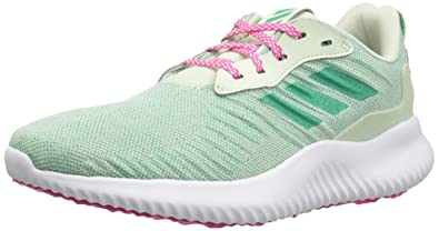 official photos bcb57 db062 adidas Kids Alphabounce RC, Aero GreenHi-Res GreenShock Pink